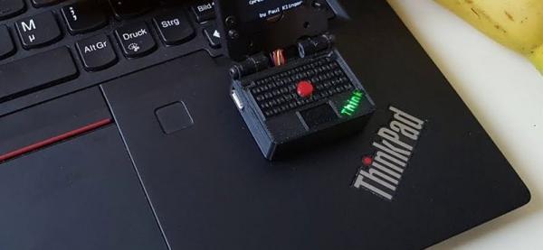 Olyan pici laptop készült, amilyet még nem látott a világ | TGweb.hu