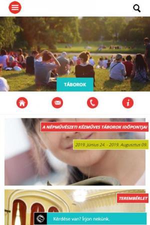 Debreceni Művelődési Központ | TGweb.hu