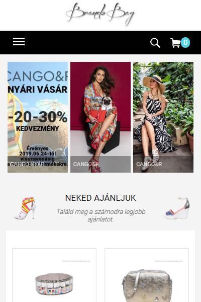BrandoBag Shop   TGweb.hu
