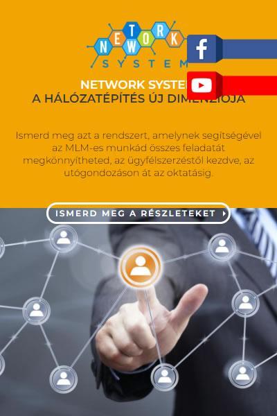 Network System - hálózatépítés | TGweb.hu