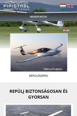 Pipistrel Hungary Szeged | TGweb.hu