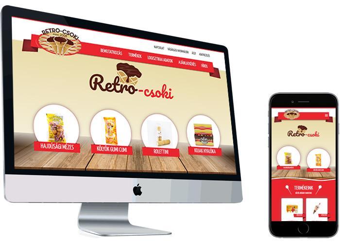 Retro Csoki | TGweb.hu