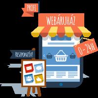 Weboldal tervezés, webáruház készítés | TGweb.hu