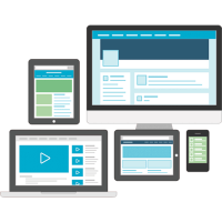 Reszponzív weboldal design | TGweb.hu